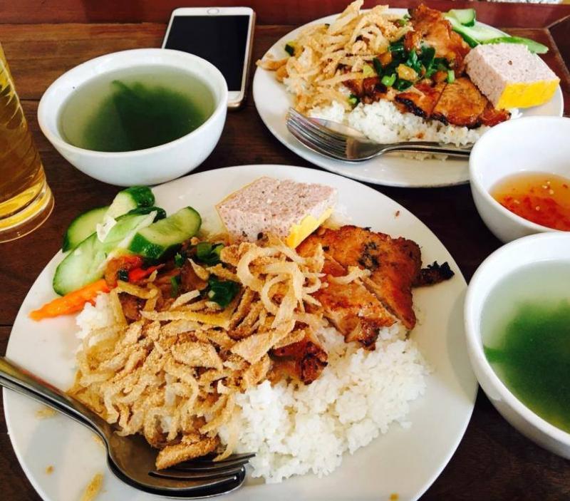 Cơm tấm Sài Gòn Nam Phương