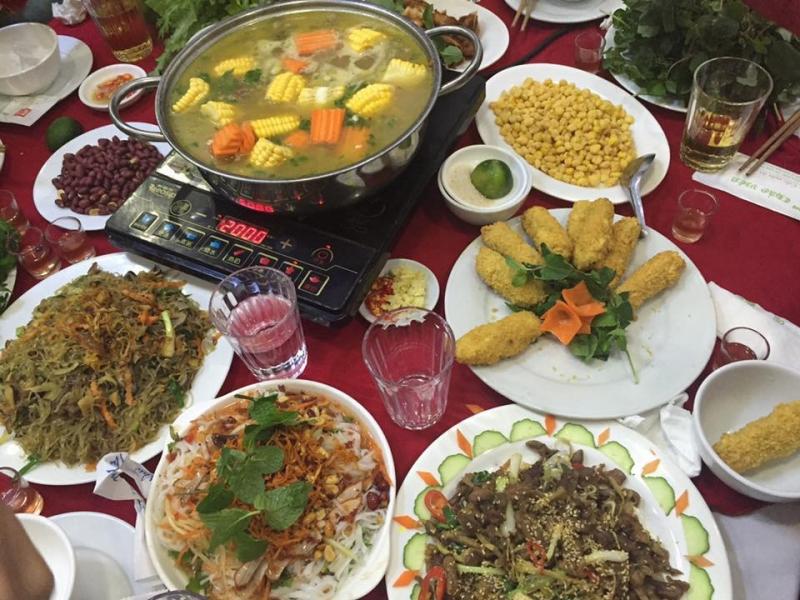 Nhà hàng Thảo Viên Lạng Sơn