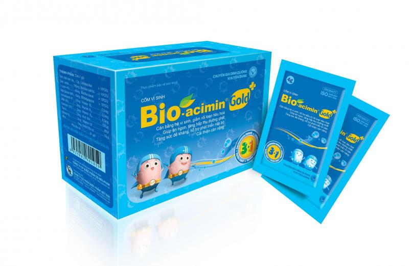 Cốm vi sinh Bio-acimin Gold+