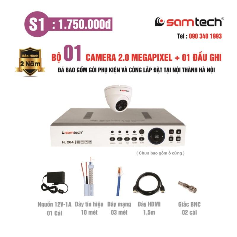 Combo S1 - Samtech.vn