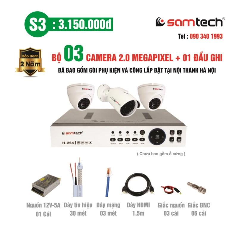 Combo S3 - Samtech.vn