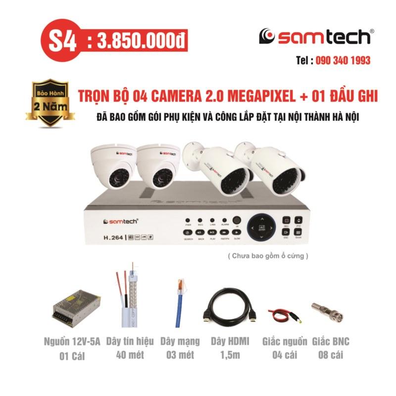 Combo S4 - Samtech.vn