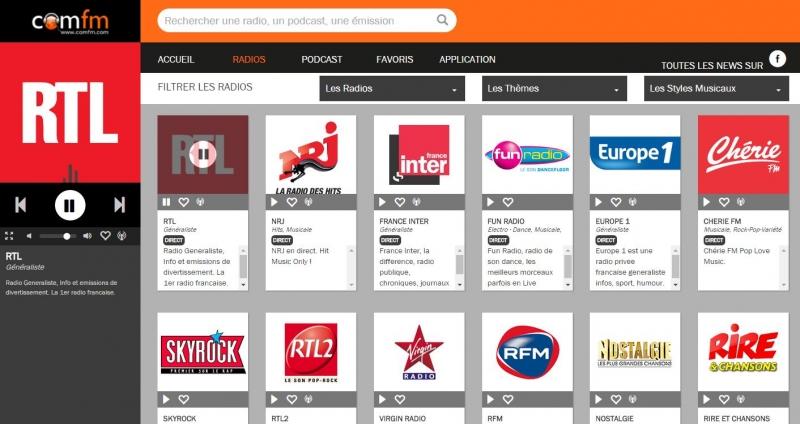 Radio tiếng Pháp sẽ giúp bạn cải thiện kĩ năng nghe của mình tốt hơn