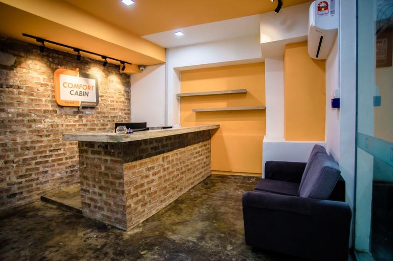 Những tiện nghi, dịch vụ được cung cấp bởi Comfort Cabin đảm bảo sẽ mang đến cho bạn một kỳ nghỉ dễ chịu.