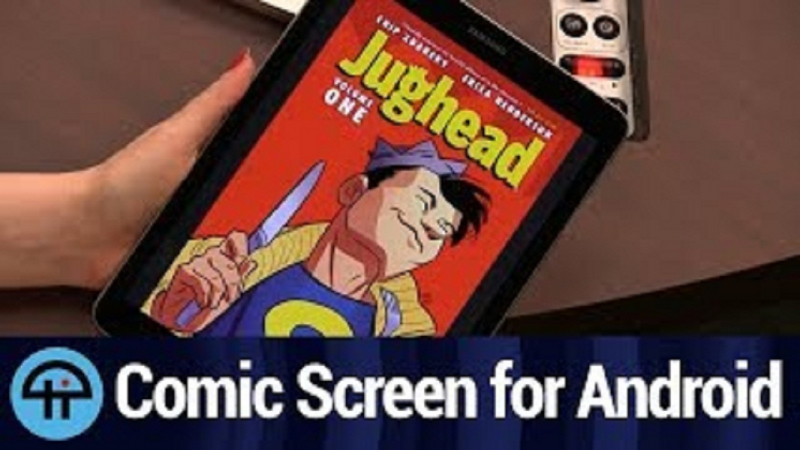 ComicScreen là một ứng dụng đọc truyện tranh trên điện thoại thông minh hoặc máy tính bảng sử dụng hệ điều hành Android