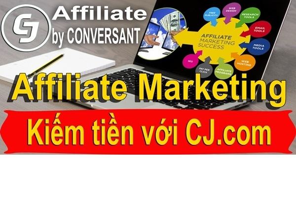 Commission Junction ( CJ) là một trong những trang web tiếp thị liên kết nổi tiếng nhất hiện nay