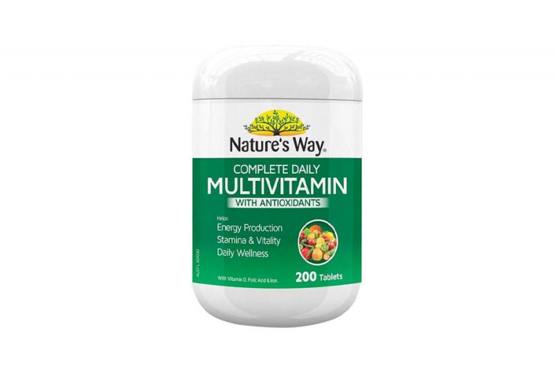 Complete Daily Multivitamin