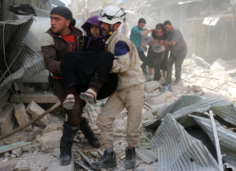 Cơn ác mộng Aleppo