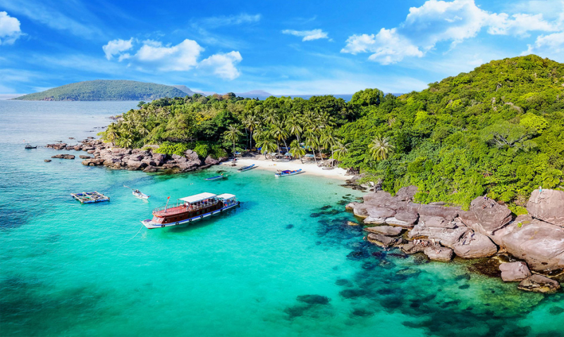 Du lịch Côn Đảo dịp Vanlentine