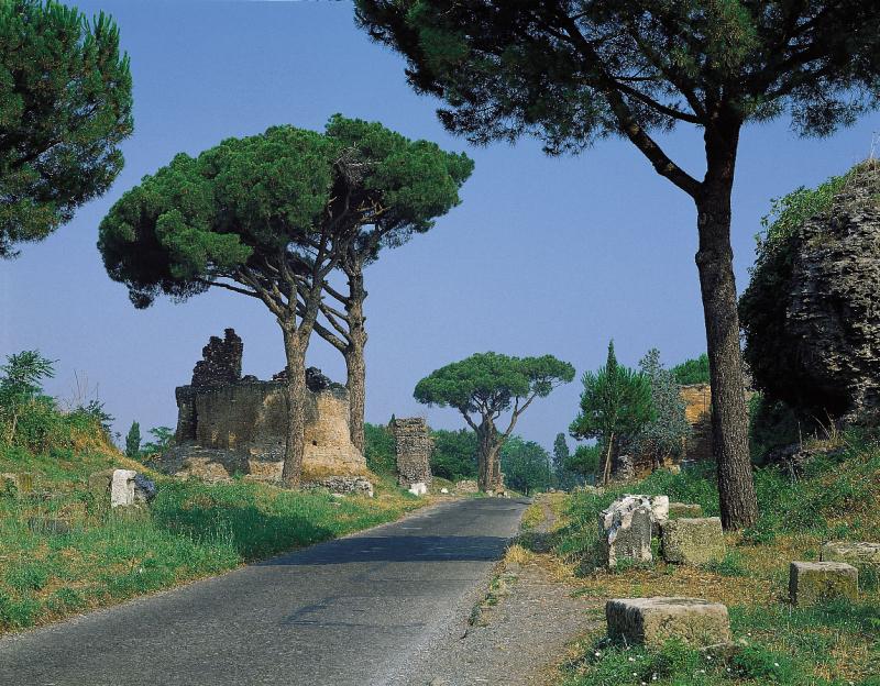 Con đường cổ nhất thế giới - Via Appia