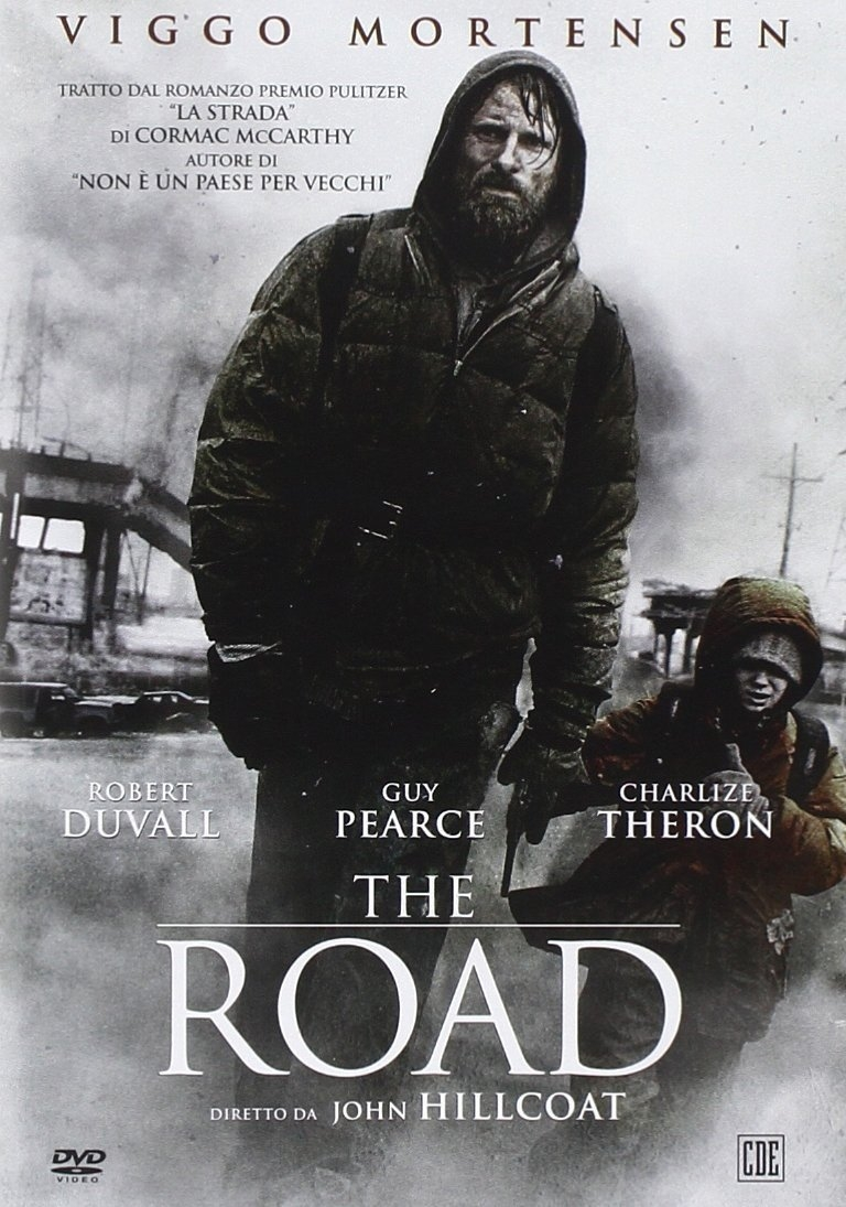 Một số hình ảnh của cuốn sách Con đường (The Road)