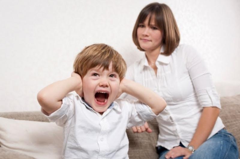 Việc nuôi dạy con là việc của cả hai cợ chồng