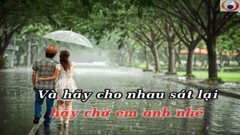 Cơn mưa tình yêu - Hà Anh Tuấn Ft Phương Linh