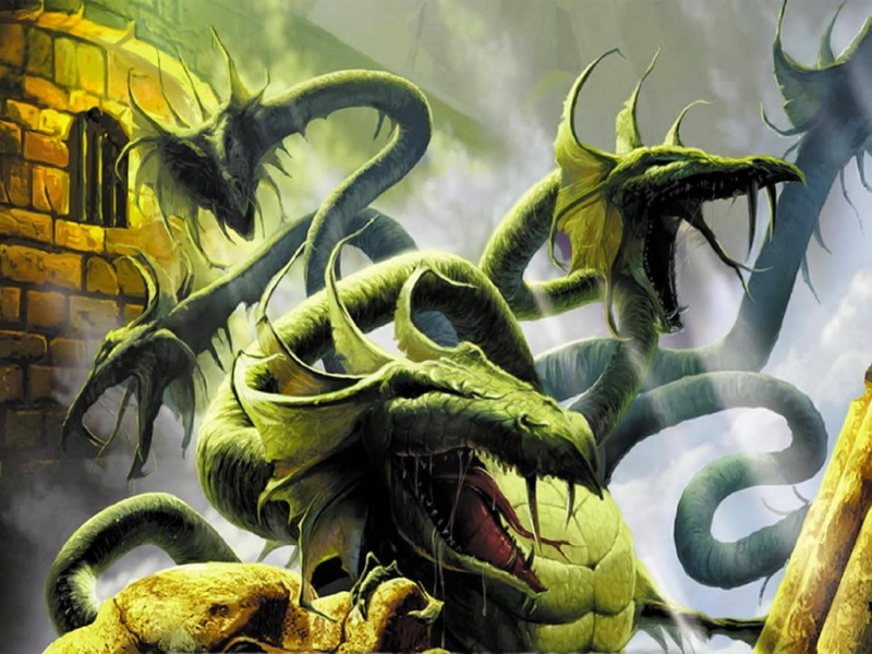 Con rắn Hydra