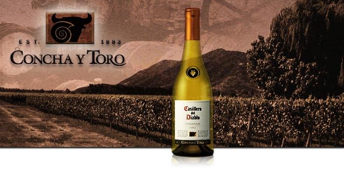 Concha Y Toro, Chile nổi tiếng với hầm rượu quỷ