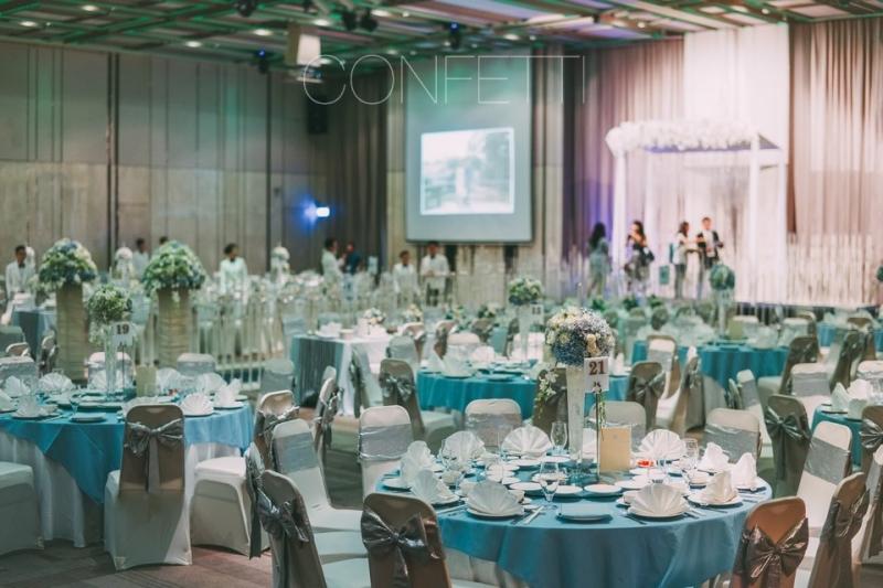 CONFETTI Vietnam wedding planner