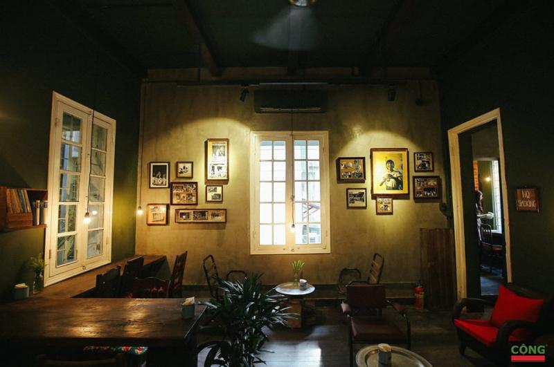 Cộng Cafe là một trong những địa điểm mở cửa xuyên Tết hết sức lý tưởng cho giới trẻ Hà Thành