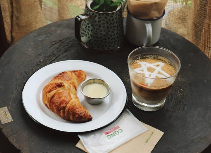 Cộng Cafe - Chi nhánh Bùi Viện
