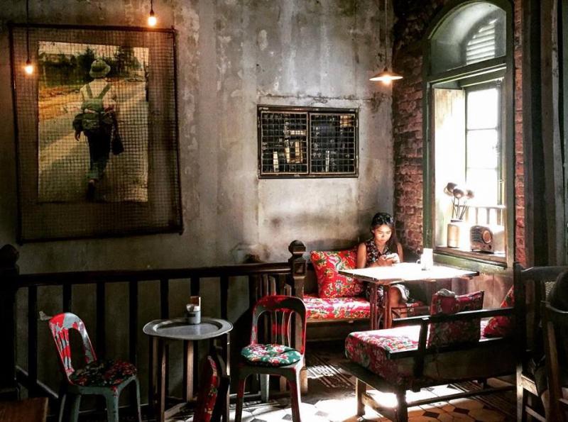 Cộng Café Nhà Thờ