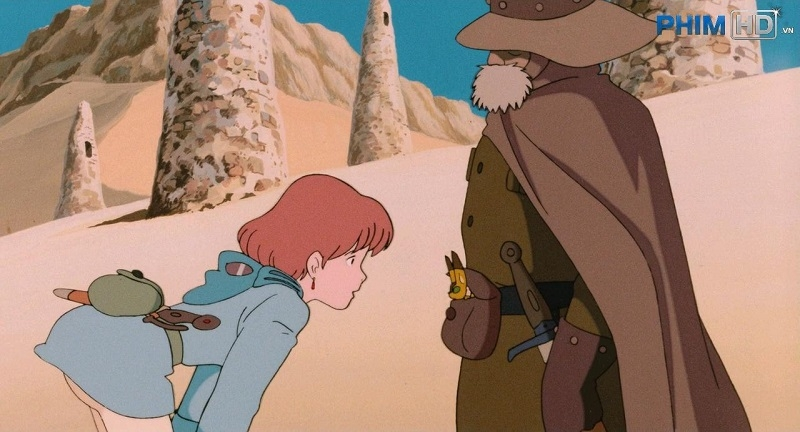 Công chúa của thung lũng gió - Nausicaa Of The Valley Of The Wind (1984)