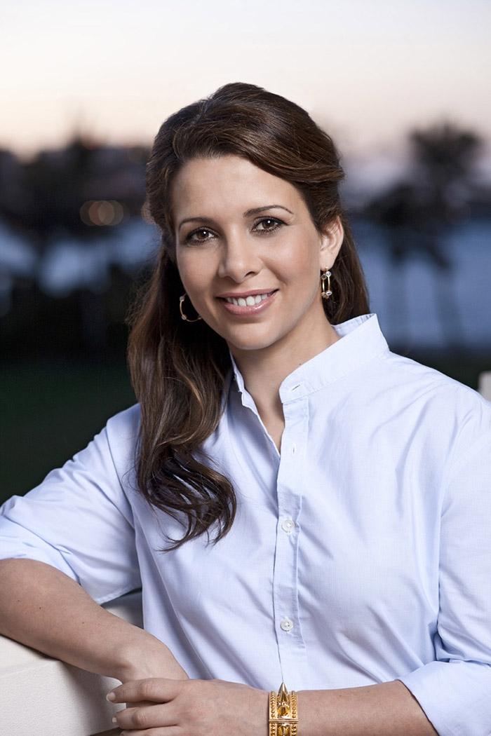 Công chúa Haya của Jordan