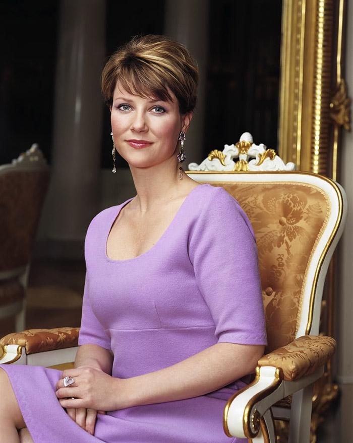 Công chúa Martha Louise của Na Uy