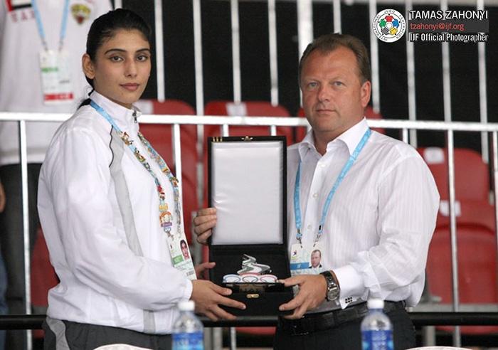 Công chúa Mesa của United Arab