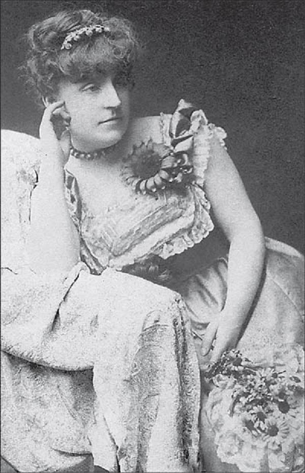 Frances Hodgson Burnett (1849 - 1924)