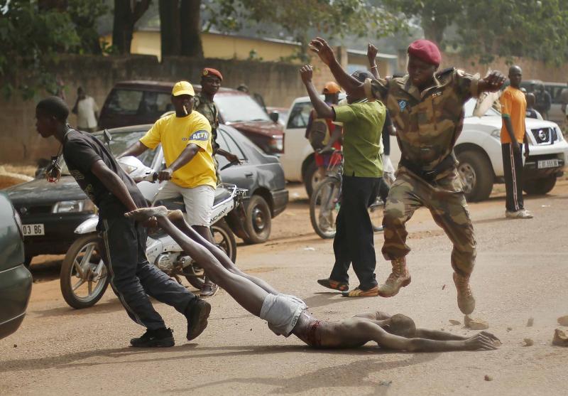 Cộng hòa Trung Phi