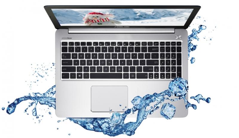 Công nghệ Asus Ice Cool giữ máy luôn mát và sử dụng thoải mái