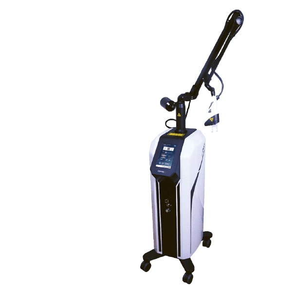 Công nghệ trị sẹo rỗ Laser CO2 Fractional