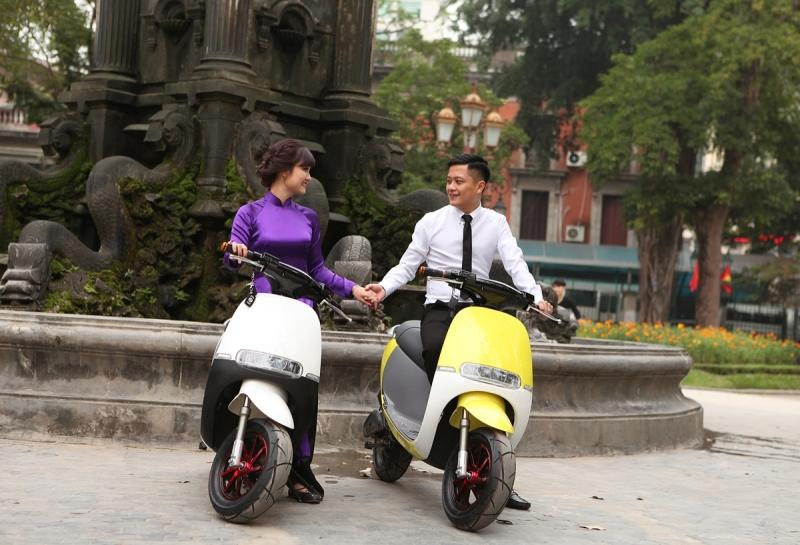Công nghệ Việt Thanh – nhà phân phối chính thức xe máy điện tại Việt Nam