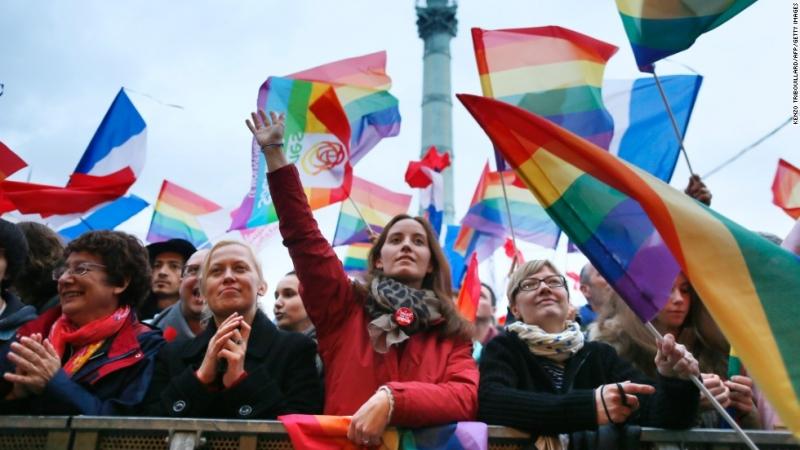 Công nhận hôn nhân đồng tính