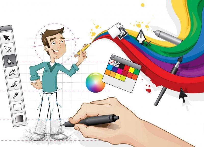 Cộng tác viên thiết kế là công việc dành cho những tín đồ công nghệ thông tin yêu thích đồ họa