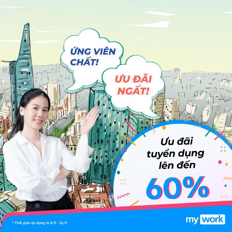 Cổng thông tin việc làm MyWork