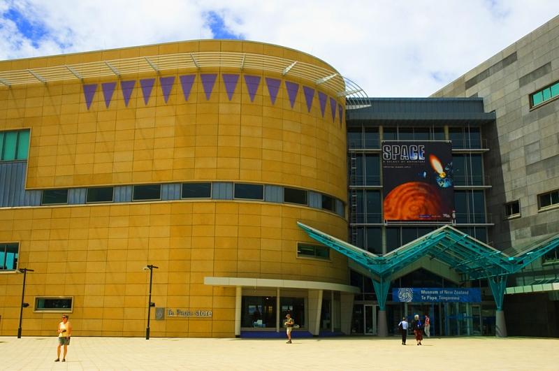 Bảo tàng quốc gia Te Papa