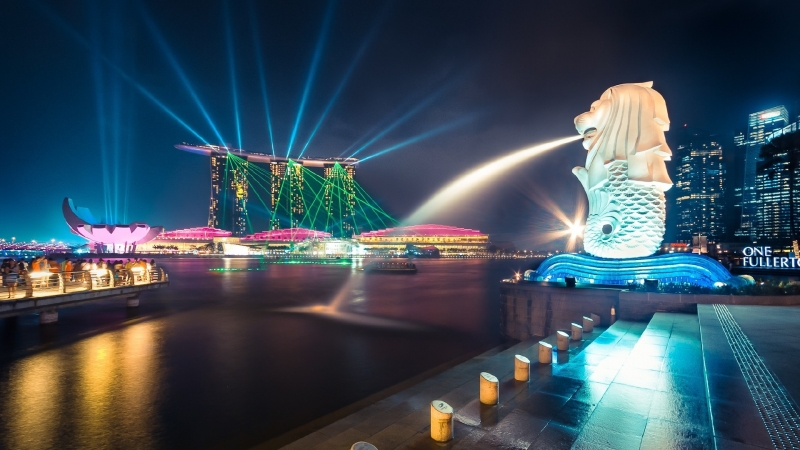 Top 12 công trình kiến trúc nổi tiếng nhất Singapore