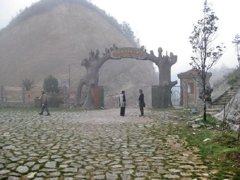 Cổng Trời Sa Pa