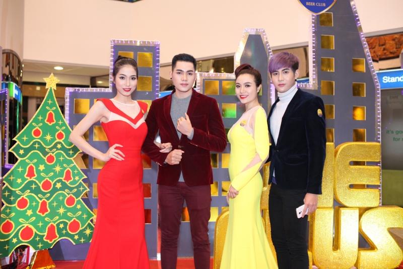 Công ty Á Đông là bước đệm cho nhiều người mẫu trẻ triển vọng.