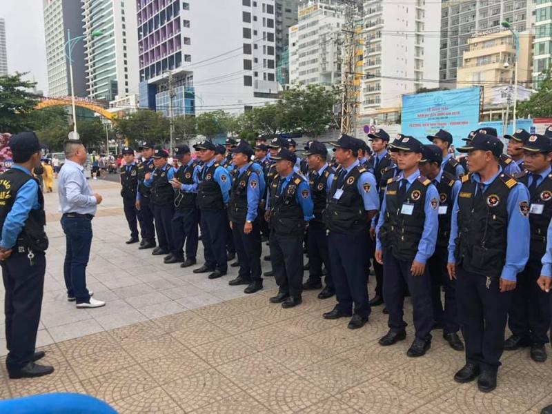 Công ty bảo vệ Đại An Nha Trang
