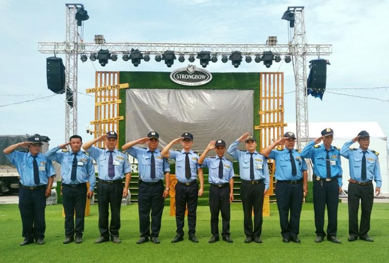 Công ty bảo vệ Long Sơn