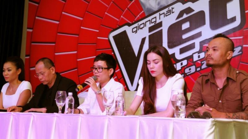 Giọng hát Việt - chương trình truyền hình rất được yêu thích tại Việt Nam