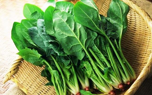 Hạt giống cải bó xôi xuất xứ Ấn Độ chịu lạnh.