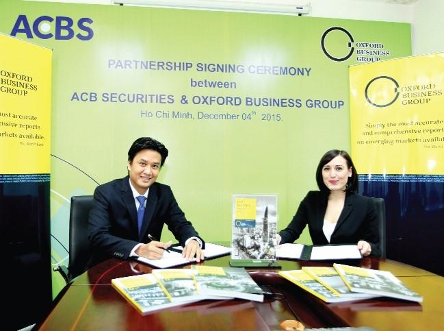 ACBS - công ty lớn nhất sàn chứng khoán Việt Nam