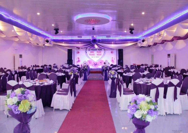 Công ty chuyên tổ chức đám cưới sự kiện Tuấn Việt.