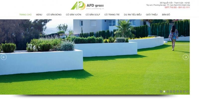 Công Ty Cổ phần AFD Grass Việt Nam
