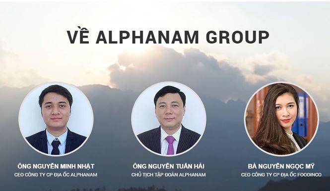 Công ty cổ phần ALPHANAM E&C