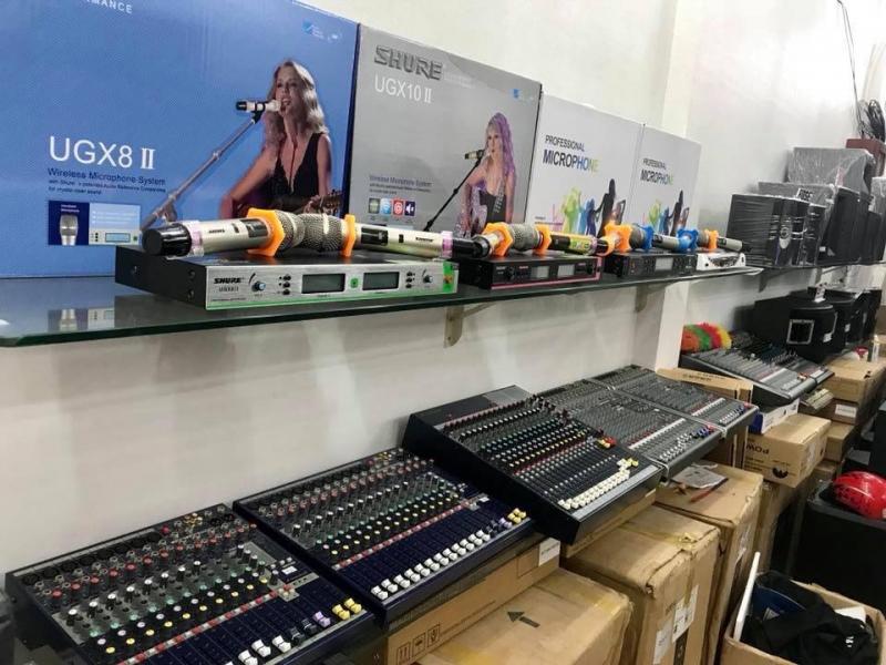 Công Ty cổ phần âm thanh ánh sáng Việt Mới Audio