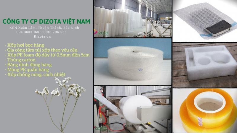 Công ty Cổ Phần Bao Bì Dizota Việt Nam