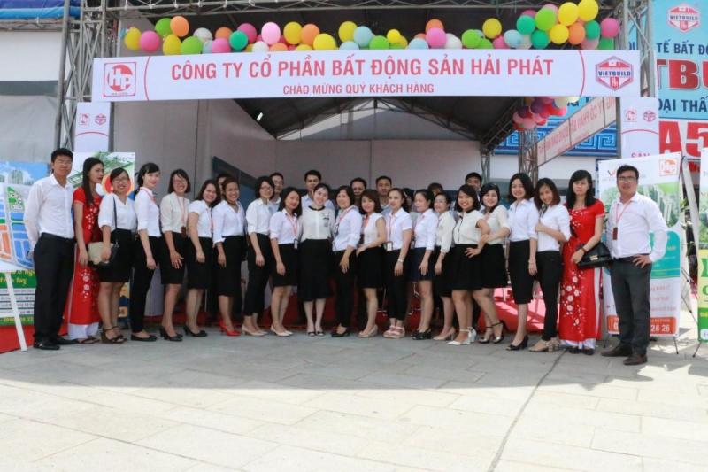 Hải Phát Land tham dự triển lãm Quốc tế Bất động sản Việt Nam (VNREA EXPO) vào ngày 20/7/2016